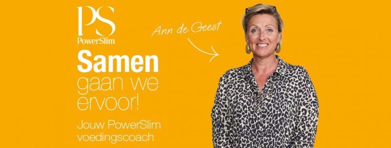 Ann de Geest afslankcoach Linden en Leuven